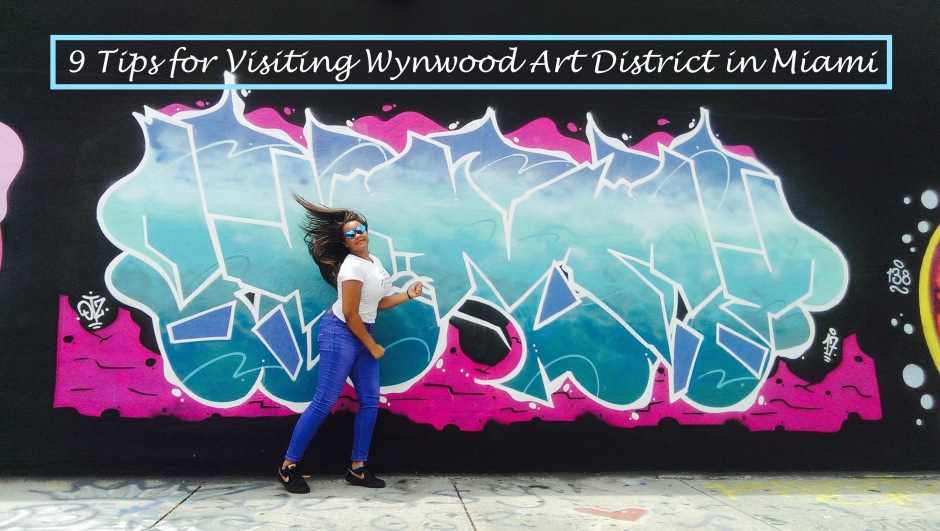 Graffiti art heart shaped Wild Fox sunglasses and 9 Tips for Visiting Wynwood Art District in Miami. Fun things to do in Miami instead of South Beach