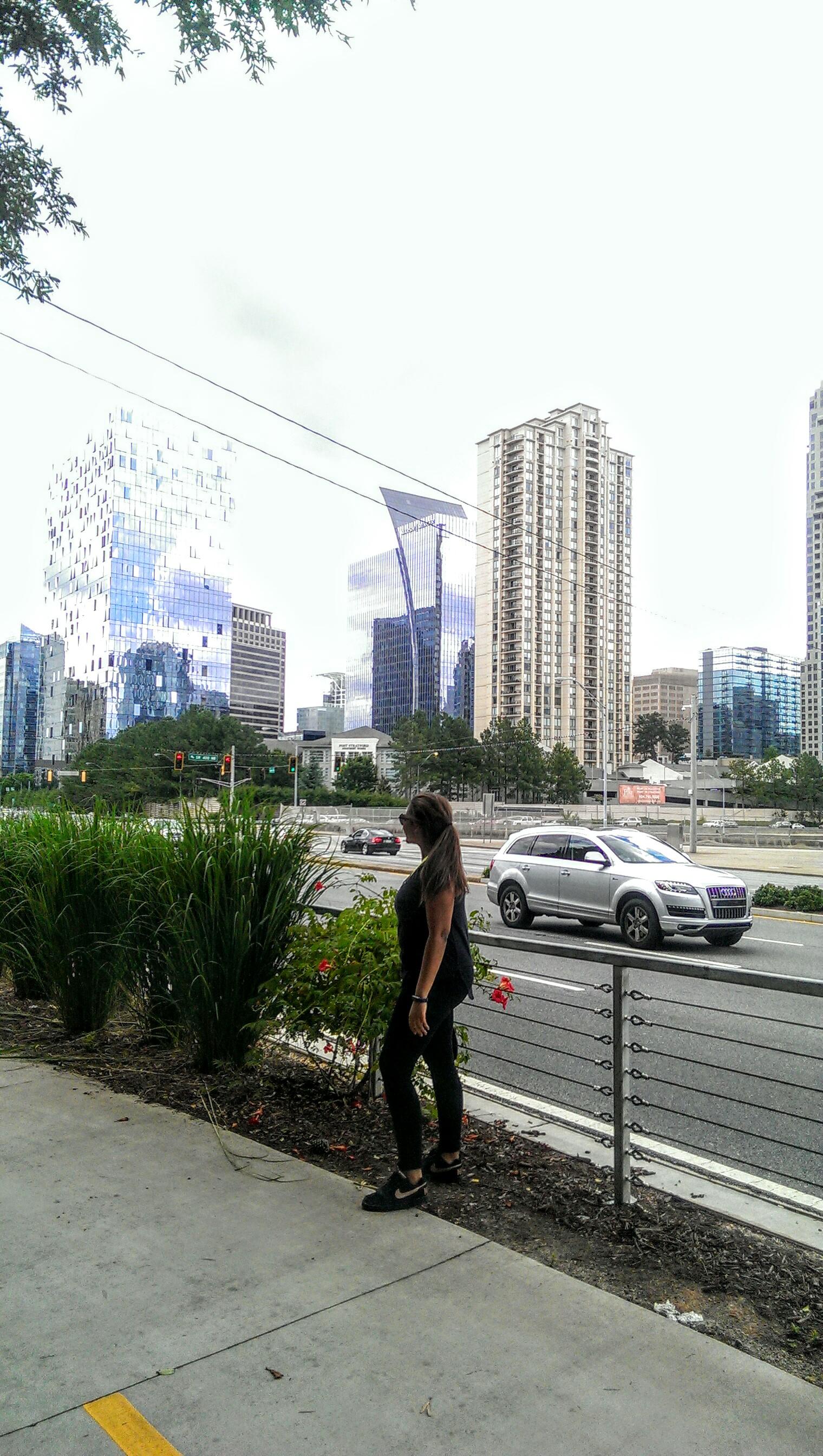 Buckhead Atlanta, Skyline views and Nikes
