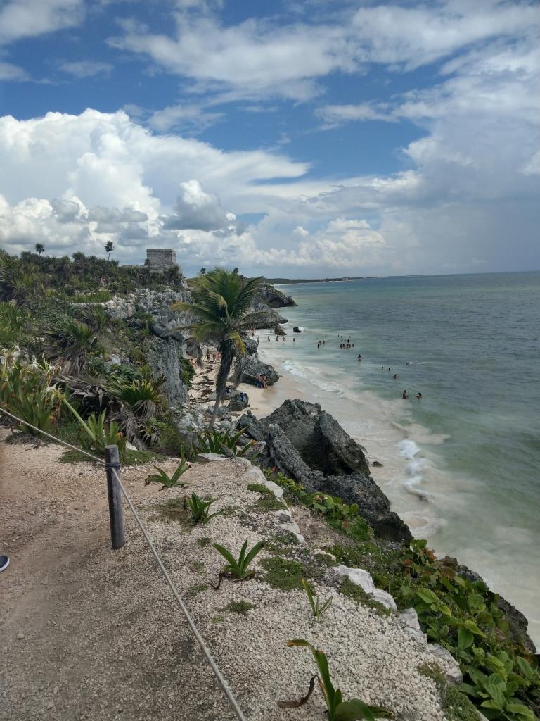 Keri Elaine Tulum Ruins Mexico Birthday trip! Beautiful Tulum Keri Elaine Youtube Video