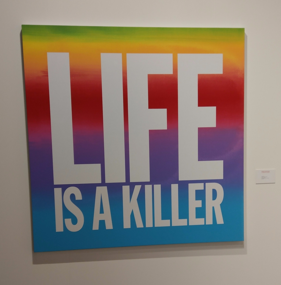 Life is a killer