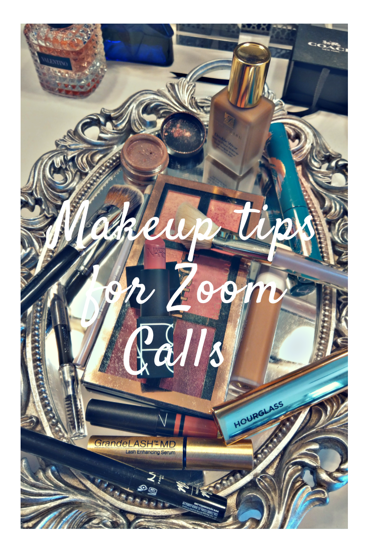 Keri Elaine Makeup Tips for Zoom Calls, Nars, Hourglass